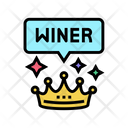 Winner Crown Winner Crown Icon