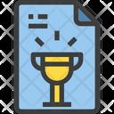 Winner Details Icon