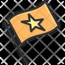 Winner flag Icon