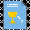 Winner List Icon