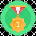 Honor Medal Winner Medal Icon