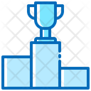 Winner Podium Icon