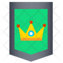 Winner Shield Icon