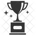 Winner Trophy Achievement Award Icon