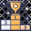 Winner trophy Icon
