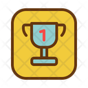 Trophy Success Achievement Icon