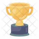 Winner Trophy Award Winning Cup Icon