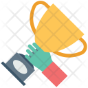 Winning Cup Trophy Icon