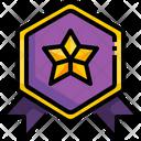 Winning Badge Achievement Badge Winning Prize Icon