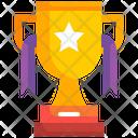 Winning Cup Champion Trophy Champion Icon