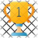 Winning Trophy Icon