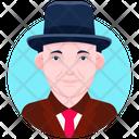 Winston Churchill Icon