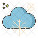 Winter Snow Fall Snow Icon