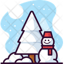 Tree Christmas Forest Icon