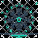 Winter Catarrh Cold Icon