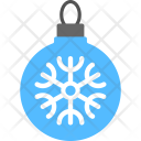 Winter Bauble Icon