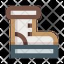 Winter Boot Icon