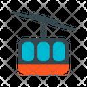 Winter Cabin Icon