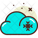 Winter Clouds Icon