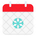 Winter day Icon