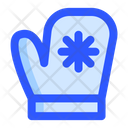 Winter Glove Icon