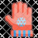 Winter Glove Glove Cloth Icon
