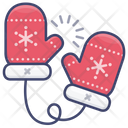 Winter gloves Icon