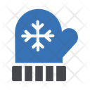 Gloves Mittens Christmas Icon