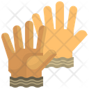 Winter Gloves Glove Gloves Icon