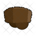 Fur cap Icon