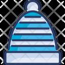 Cap Hat Winter Icon