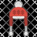 Hat Winter Christmas Icon