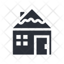 Winter House Icon
