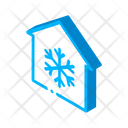 Air Cold Conditioning Icon
