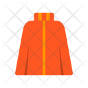 Winter Jacket Jacket Winter Clothes Icon
