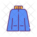 Winter Jacket Icon