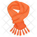 Winter Scarf Icon