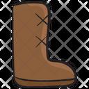 Winter Shoe Icon
