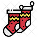 Christmas Sock Clothes Icon