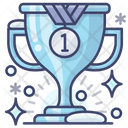 Winter trophy Icon