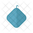 Wipe Cloth Towel Cleaner Icon