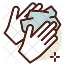 Wipe Hands Cleaning Hand Clean Hand Icon