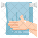 Towel Hand Clean Icon