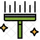 Wiper Cleaning Clean Icon