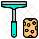 Wiper Cleaner Cleaning Icon