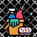Wiping Sponge Icon