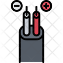 Wire Cable Electrician Icon