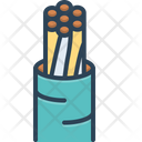 Wire Electric Cable Icon