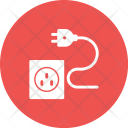 Wire Plug Tool Icon