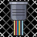 Wire Connector Plug Icon